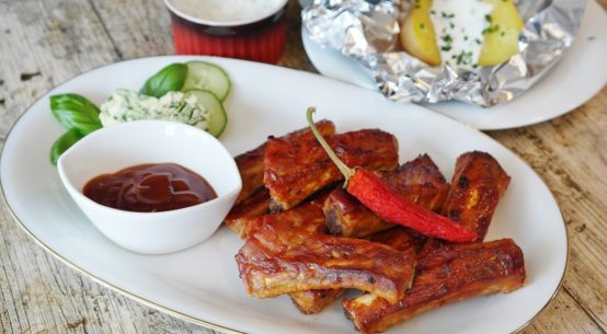 salsa barbecue