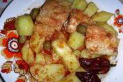 stocco con patate