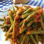Fagiolini al pomodoro piccante