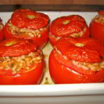 Ricetta pomodori ripieni di riso
